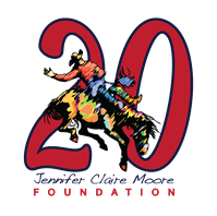 Post Rodeo – 20th Annual Jennifer Claire Moore Foundation Professional Rodeo