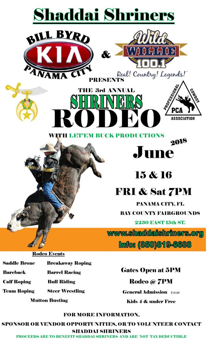 2018 Shaddai Rodeo Flier With Events Final (2) img