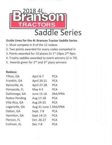 Branson Tractor Series