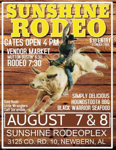 Newbern Rodeo